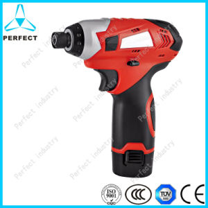 High Torque Cordless Impact Screwdriver pictures & photos