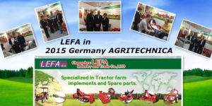 15-35HP Pto Farm Tractor Rototiller Cultivator pictures & photos