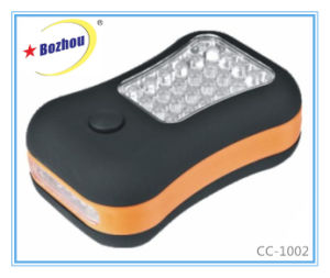Wholesale Flat LED Flashlight, Better Than The Flashlight Maglite pictures & photos