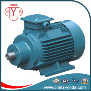 3kw Tefc Three-Phase Induction Motor (Grinding Motor for Ceramic Machinery) pictures & photos