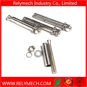Carbon Steel Heavy Duty Expansion Bolt for Elevator pictures & photos