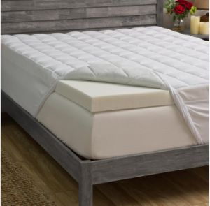 Deluxe Memory Foam Mattress Topper for Grande Hotel Mattress pictures & photos