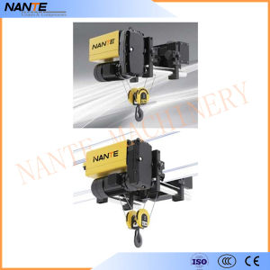 Electric Single Girder/Double Girder Wire Rope Hoist pictures & photos