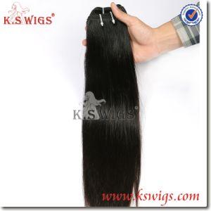 Beautiful Virgin Hair, 100% Human Hair, Peruvian Straight Hair pictures & photos