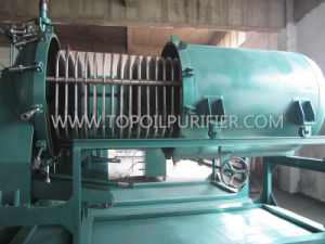 Horizontal or Vertical Filtration Available Soybean Oil Cleaning Machine pictures & photos