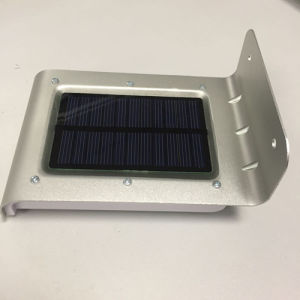 Waterproof Outdoor PIR Solar LED Wall Light with CE RoHS pictures & photos