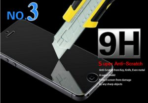 New Arrival 9h 2.5D Perfect Fit for iPhone 6 6s 7 Tempered Glass Screen Protector pictures & photos