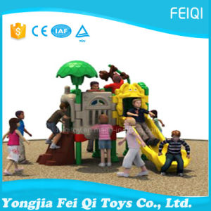 Interesting Popular Outdoor Slide for Baby Full Plastic Series (FQ-20001) pictures & photos