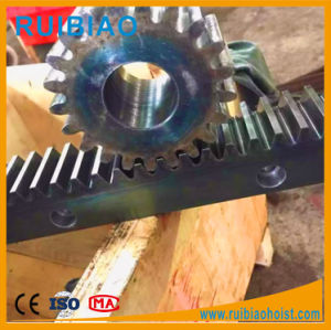 Construction Hoist Gear Rack (C45 Steel Gear Rack) pictures & photos