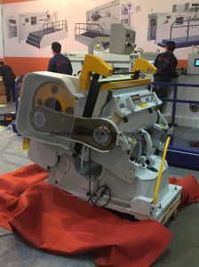 Tiehu Ml-930A Creasing & Cutting Machine pictures & photos