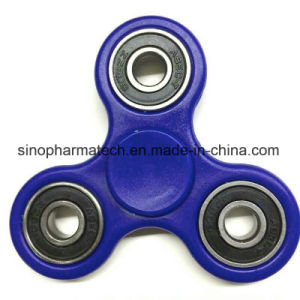 Hand Spinner ABS Tri Fidget Spinner with Spinner Bearings 608 pictures & photos