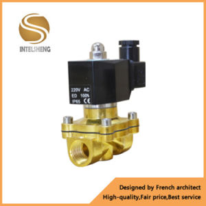 Hydraulic Solenoid Valve with Treatment Plated pictures & photos