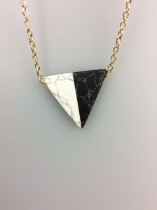 Women Nature Stone Necklace, Fashion Accessory Jewelry Necklace pictures & photos