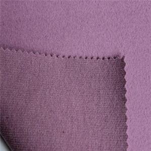 Knitted Woolen Piece Dyeing Fabric pictures & photos