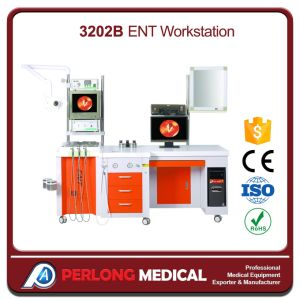 Ent-3202 Medical Equipment Deluxe Ent Workstation pictures & photos