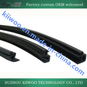 Adhesive Silicone Rubber Seal Strip pictures & photos