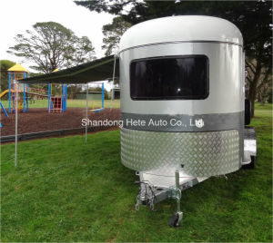 Horse Trailer From Manufactor Supplier pictures & photos