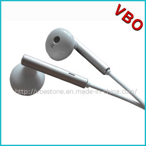 2017 New Stereo in-Ear Metal Earphone with Mic pictures & photos