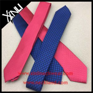 Handmade 100% Silk Jacquard Woven Fashion Tie Men pictures & photos