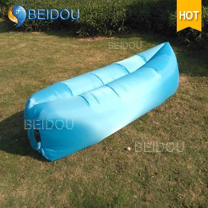 Wholesale Lamzac Popular Inflatable Air Lazy Leisure Sofa Bed Bean Lazy Camping Sleeping Bag pictures & photos