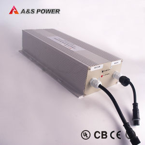 China Manufacturer 24V 40ah Solar Street Light Li-ion Battery with Remote Controller pictures & photos