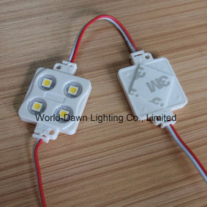 New Item 2 Years Warranty SMD5050 4LEDs IP67 LED Module pictures & photos
