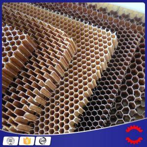 Insulated Aluminium Honeycomb Sandwish Panel pictures & photos