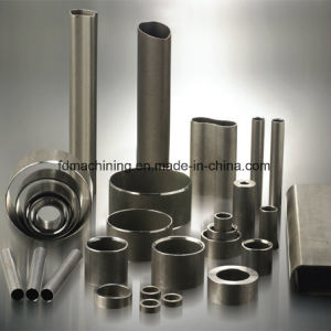Special Shaped Cold Drawn Seamless Steel Pipe pictures & photos