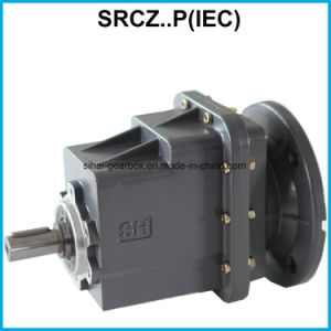 Src02 Helical Gear Combined Motor Helical Gear Prices Helical Gear Reduction pictures & photos