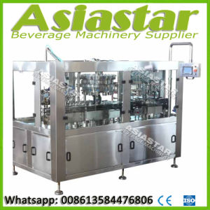Ce Standard Automatic Beer Canning Filling Production Line pictures & photos