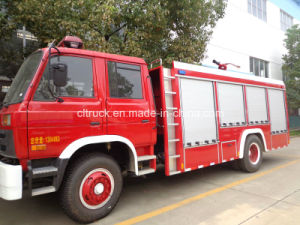 Clw Group 4X2 190HP Water Fire Fighting Trucks (CLW1161) pictures & photos