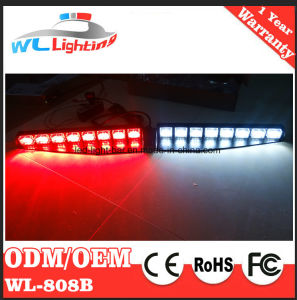 48W LED Dash Visor Warning Light with Split Mount pictures & photos
