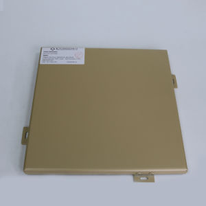 PVDF Aluminum Panels for Wall Building Construction Material pictures & photos