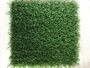Non-Infill Artificial Grass with S-Shape Yarn pictures & photos