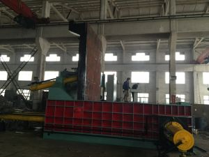 Y81K-400 Scrap Metal Baler Machine pictures & photos