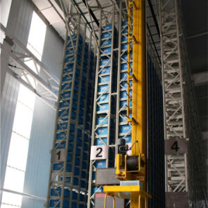 China Manufacturer Automated Asrs Racking pictures & photos