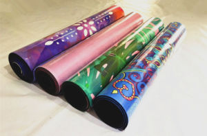 OEM Quality Custom Printed Yoga Mat Factory Price pictures & photos