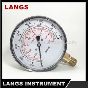 065 Capsule Low Pressure Gauge OEM pictures & photos