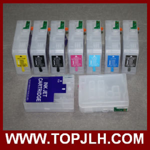 New Printer Refill Ink Cartridge for Epson P600 Epson P800 pictures & photos