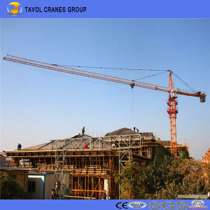 Qtz 80-6010 10t Tower Crane of Top Kit Tower Crane pictures & photos