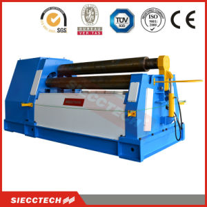 W12 12X2000 Sheet Metal Rolling Machine/4 Roll Bending Machine/Plate Rolling Machine pictures & photos