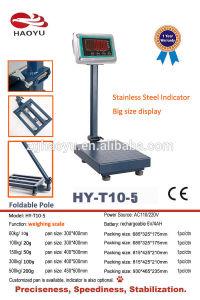 Electronic Platform Scale 60kg-500kg pictures & photos
