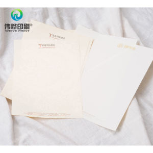 Hotel Printing Office Supply Stationery / Letter Paper pictures & photos