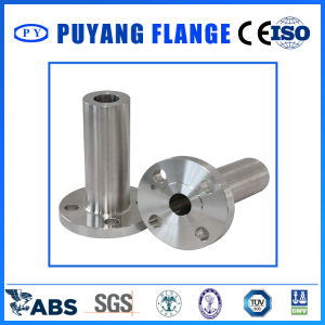 Stainless Steel Long Weld Neck Forged Flange (PY0015) pictures & photos