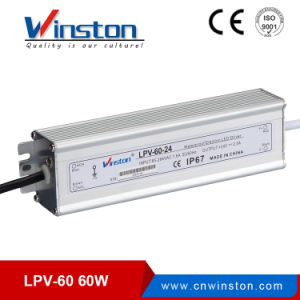 Lpv-60 Series Waterproof Single Output Power Supply SMPS pictures & photos