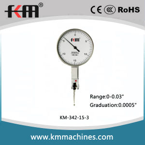 0~0.03inch Precision Dial Test Indicator pictures & photos