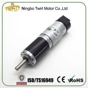 Wholesale 28mm Low Rpm High Torque DC Gearmotor pictures & photos