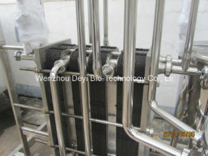 Stainless Steel Plate Heat Exchanger for Ice Cream pictures & photos