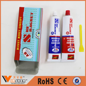Fast Drying Modified Acrylic Self-Bonding Epoxy Adhesive Ab Glue pictures & photos