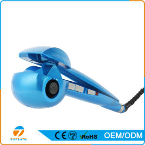 New Design Electric Hair Roller Hair Curling Iron Ceramic Hair Curler pictures & photos